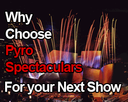 Choose Pyro For Your Next Show
